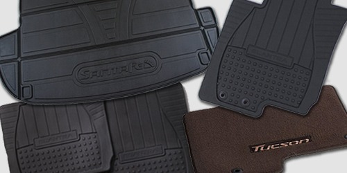 15% Off All Premium Floor Liners, Cargo Trays & Rubber Mats