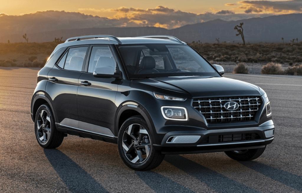 The First-Ever 2020 Hyundai Venue