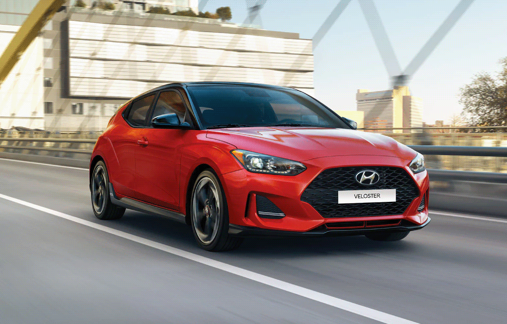 Make a Statement with the 2020 Hyundai Veloster