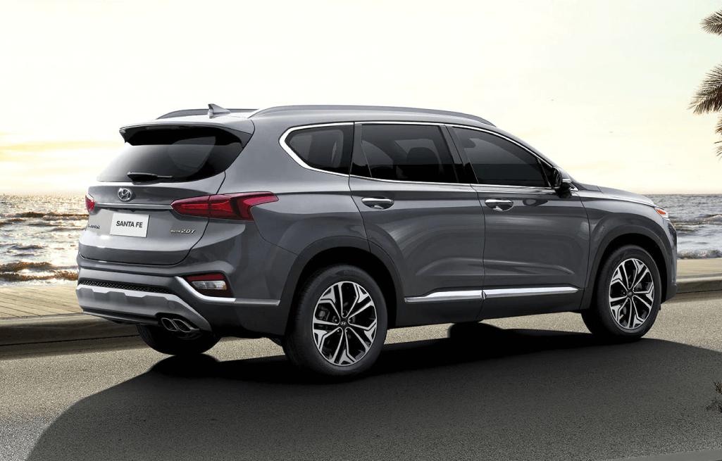The Intuitive 2020 Hyundai Santa Fe