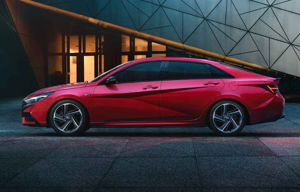 Release Your Inner Sportster with the All New 2021 Hyundai Elantra N Line