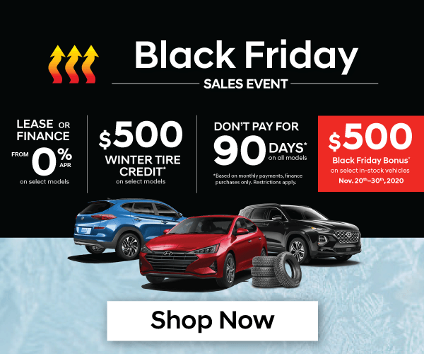 Hyundai Hottest Lineup Sales Event in Mississauga