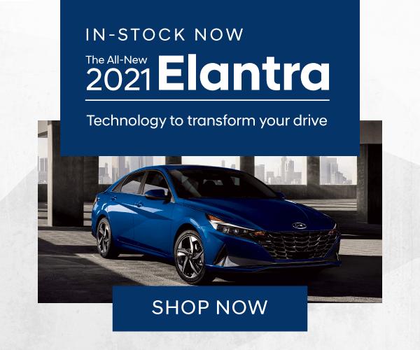 New Hyundai Elantra for Sale in Mississauga