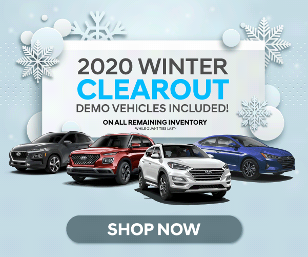 2020 Winter Clearout