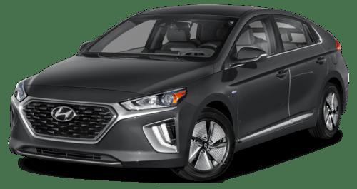 2020 IONIQ hybrid Essential