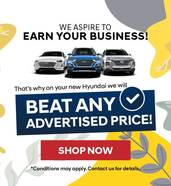 Hyundai special offers in Mississauga