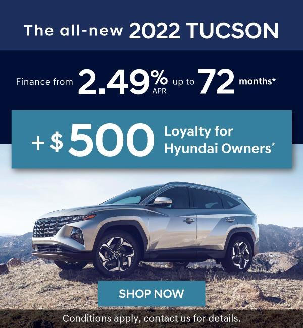 2022 Tucson